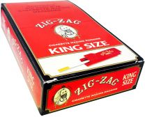 Zig Zag King Size Cigarette Making Machine 6 Counts/Box