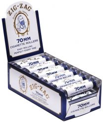 Zig Zag 70mm Cigarette Rollers Single Wide