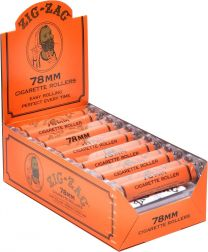 Zig Zag 78mm For 1 1/4 - 1 1/2 Cigarette Rollers 12 PCs/Box