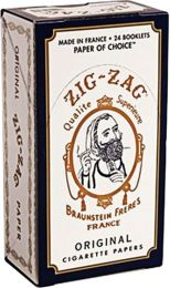 Zig Zag Original White Cigarette Rolling Papers