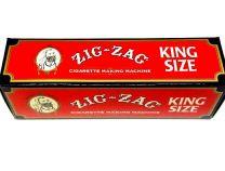 Zig Zag King Size Cigarette Making Machine Single Piece