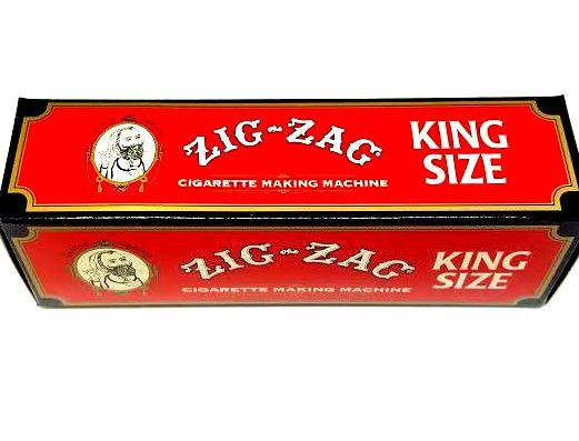Zig-Zag King Size Filter Injector Machine