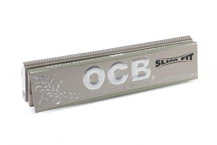 OCB Slim Fit X-Pert Ultra Thin Rolling Papers