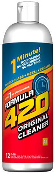 420 Formula 1 Minute 12 Oz Cleaner