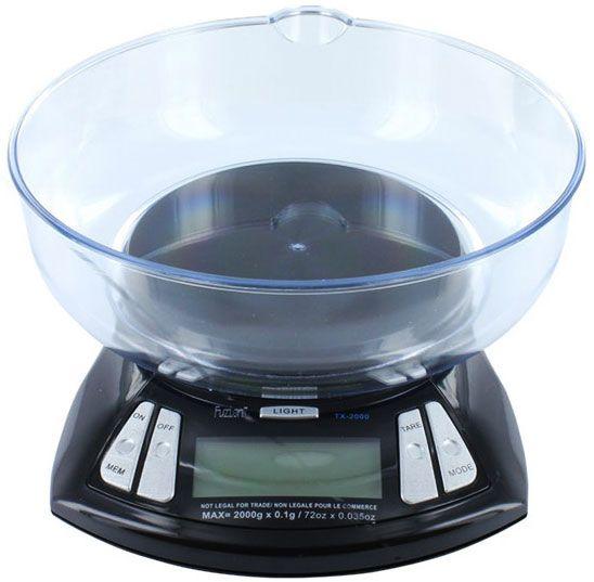 Fuzion Counter Scale TX-2000