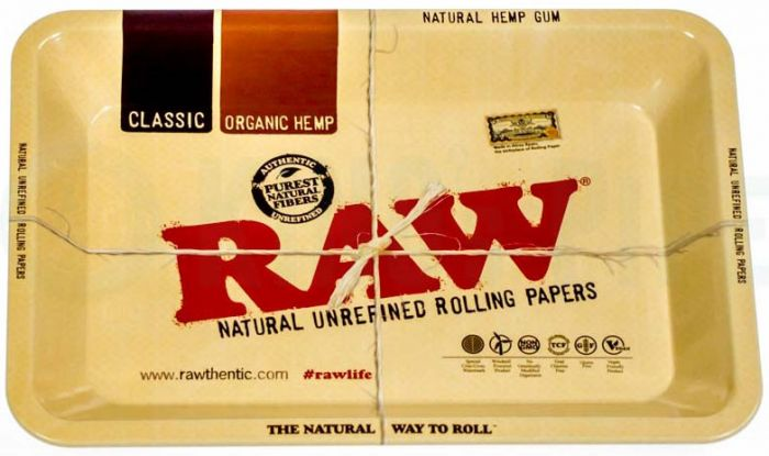 Raw Rolling Tray Small Size