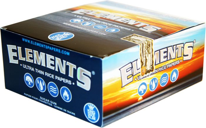 Elements King Size Slim Papers