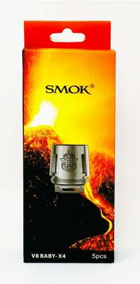 SMOK V8 Baby X4 Coil Core 5 Pcs 0.15ohm