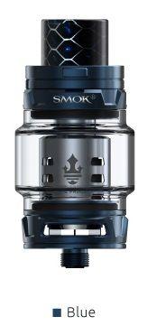 SMOK TFV12 Prince Blue Steel Vaporizer Kit
