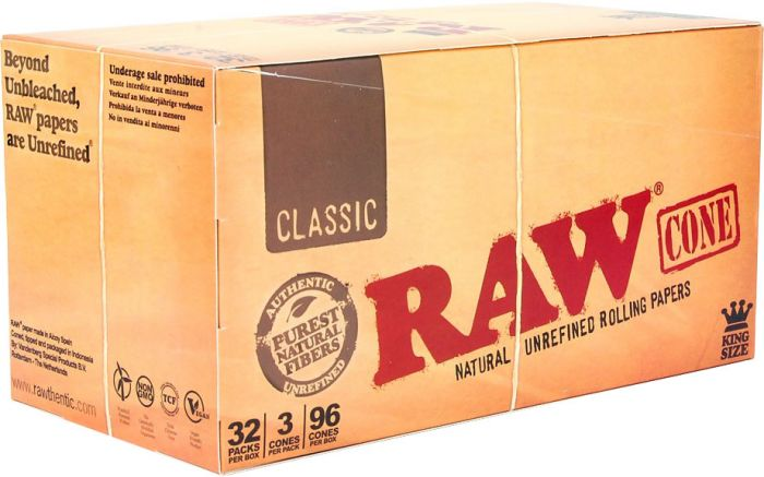 Raw Classic King Size Cone