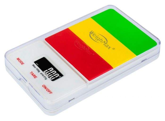 WeighMax Rasta Pocket Scale RA-100