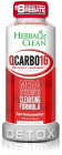 Herbal Clean QCarbo16 Same Day Detox Drink 16 oz Tropical Flavor