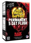 High Voltage Detox 5 Day Flush Blazin Cherry 16oz + 30Capsules
