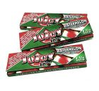 Juicy Jay's Watermelon Flavored 1 1/4 Hemp Natural Gum Papers