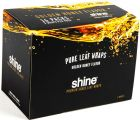 Shine Golden Honey Flavor Natural Tobacco Premium Shade Leaf Wraps