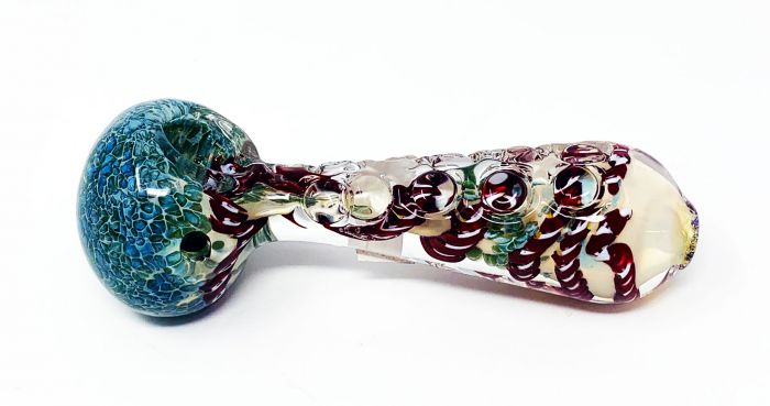 Hand Made Tobacco Glass Pipe