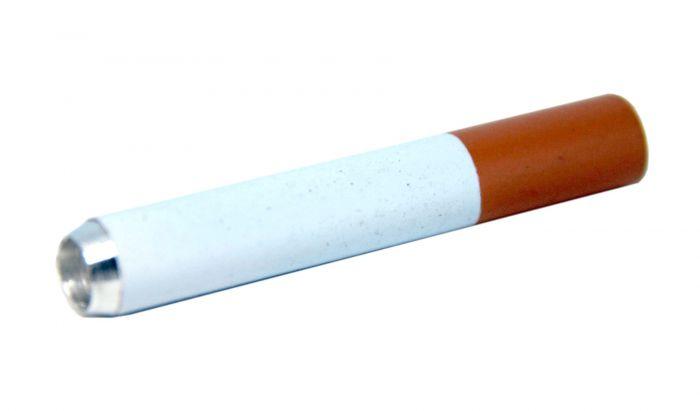 Metal Cigarette Holder Pipe