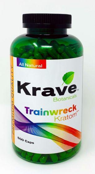 Krave Botanical Trainwreck