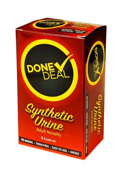 Done Deal Synthetic Urine Adult Novelty