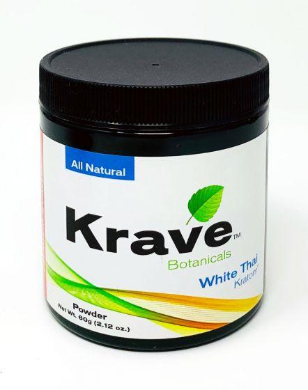Kratom Powder White Thai 60g