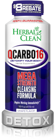 Herbal Clean Detox 16 Oz