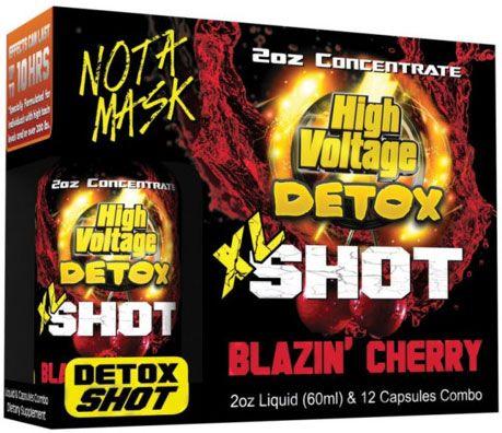 High Voltage Detox 2oz 60ml