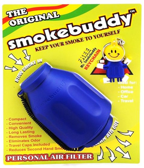 The Original Smokebuddy Jar