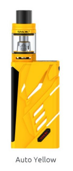Smok T-Priv 220W Auto Yellow Vaporizer Kit