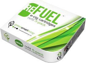 ReFuel E-Cigarette Cartridge Vanilla High
