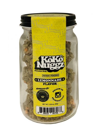 Koko Nuggz Lemonnade Flavor