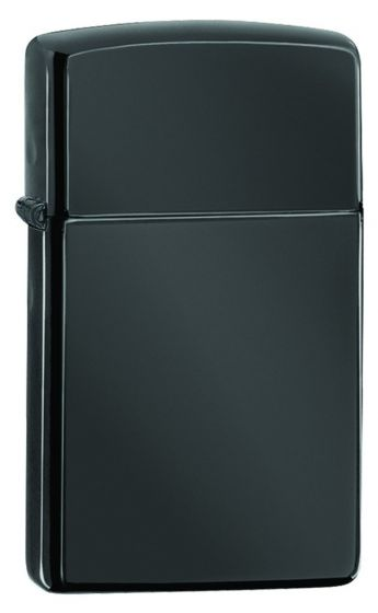 Zippo Slim Ebony Finish Lighter 28123