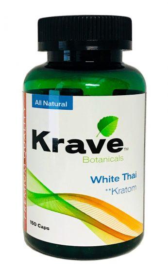 Krave White Thai Kratom