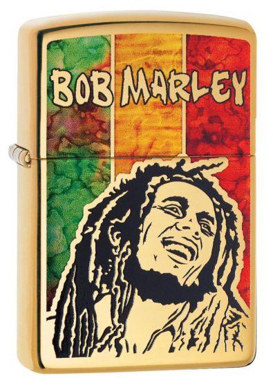 Zippo Bob Marley Lighter 29490