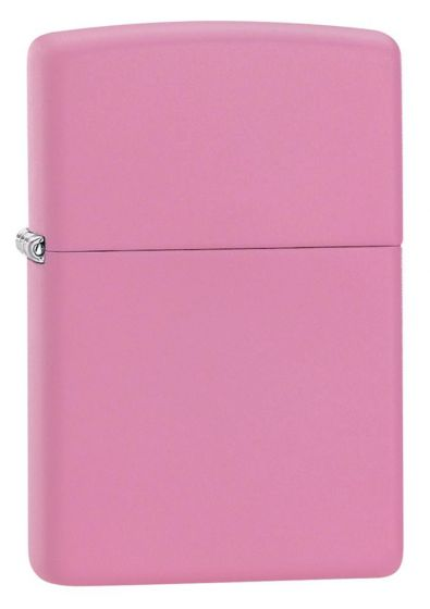 Zippo Regular Matte Pink 238 Lighter