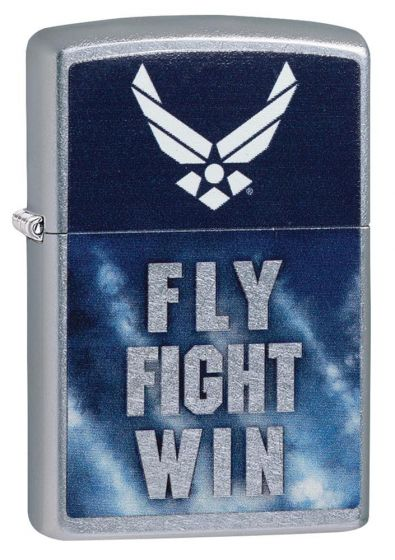 Zippo U.S. Air Force Fly. Fight. Win. Lighter 29383