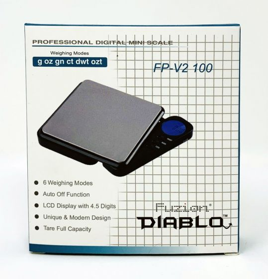 Professional Digital Mini Scale FP V2 100