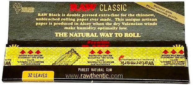 RAW Classic Purest Natural Gum