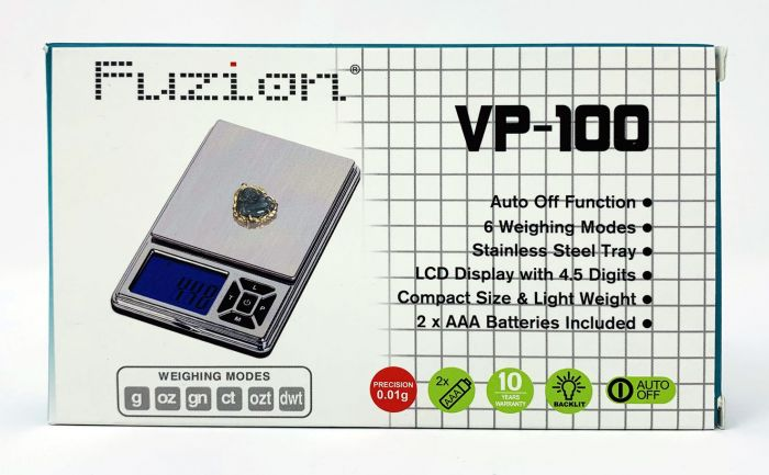 Fuzion VP100 Digital Scale