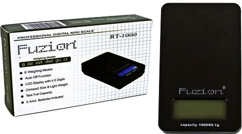 Fusion RT-1000 Professional Mini Scale