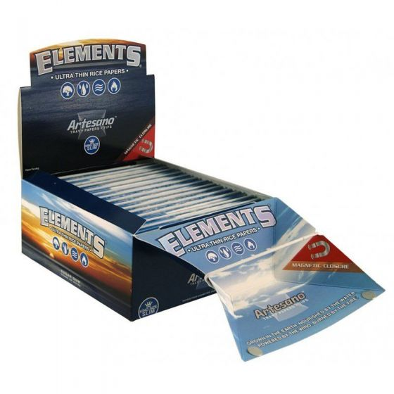 Box Of 15 Packs Elements Artesano Papers