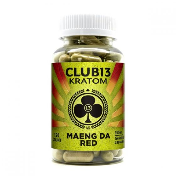 Club13 Kratom Maeng Da Red