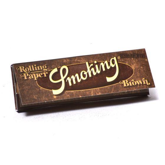 Smoking Brown 1 1/4 Rolling Papers