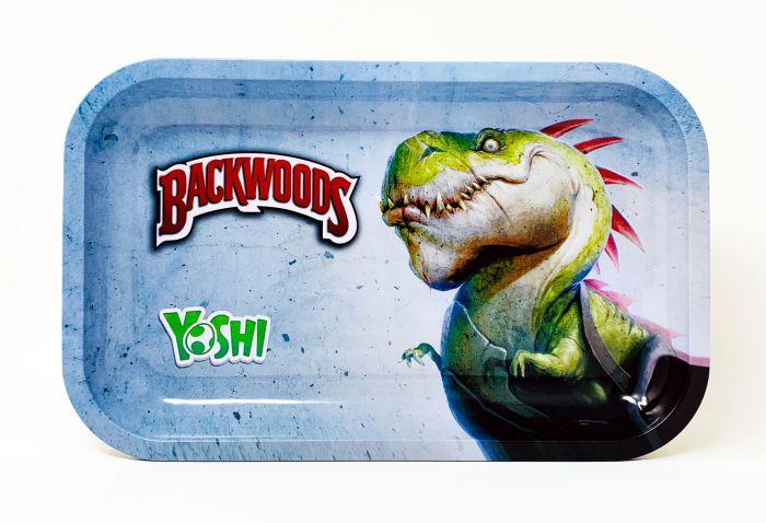 Backwoods Yoshi Rolling Tray
