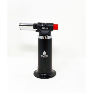 Blink Torch MB03 Adjustable Single Jet Flame Black color