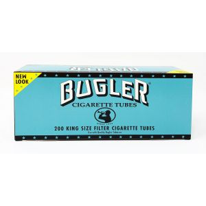Bugler 200 King Size Filter Cigarette Tubes