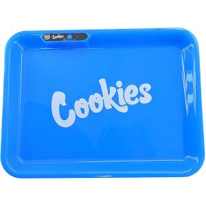 Cookies LED 3 Colors Rolling Blue Trays