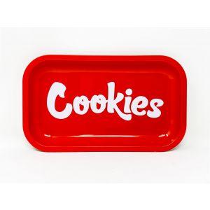 Cookies Metal Rolling Trays Medium Two Color