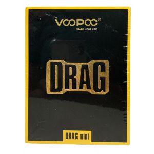 Drag Mini Vaporizer Kit Designed By Voopoo California