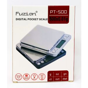 Fuzion PT-500 Professional Digital Scale 500x0.01g