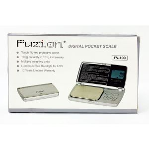Fuzion FV100 Digital Pocket Scale 100g 0.01g